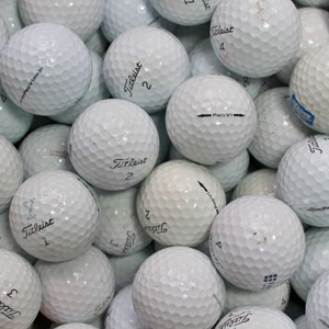 Regular golf balls